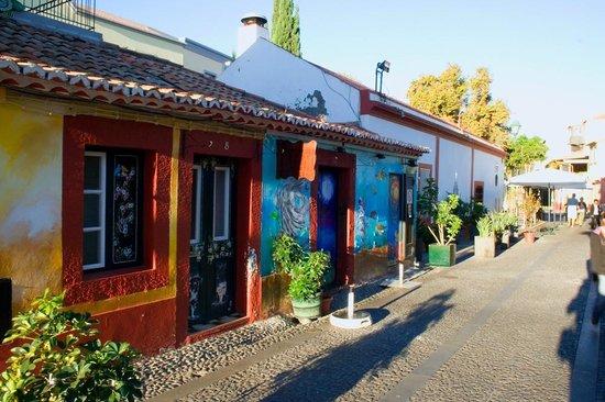 Residencial Funchal: Zona Velha