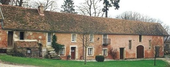 La Ferme Rose, Boisemont near Cergy.