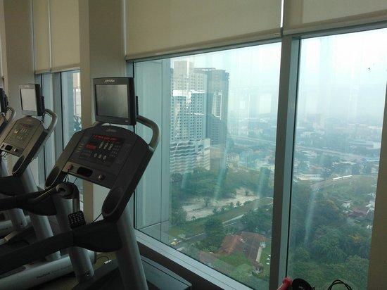 Somerset Ampang Kuala Lumpur: Gym