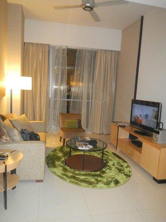 Somerset Ampang Kuala Lumpur: Living room