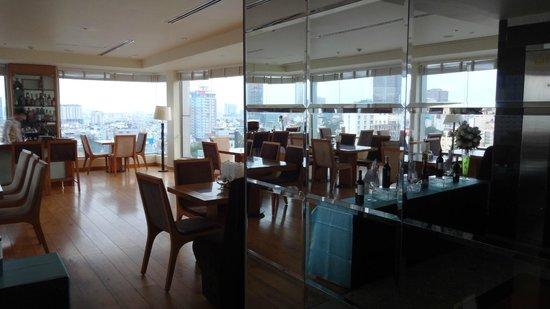 Golden Central Hotel: Restaurant