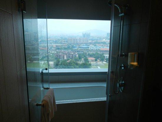 Somerset Ampang Kuala Lumpur: Bathroom view