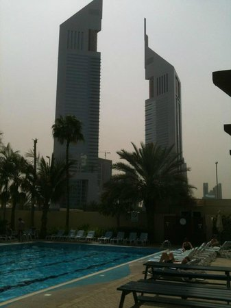 The Apartments Dubai World Trade Centre : Not a bav view, either