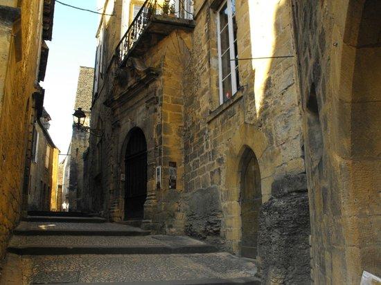 La Maison du Notaire Royal chambres au ceour de la cite medievale de Sarlat