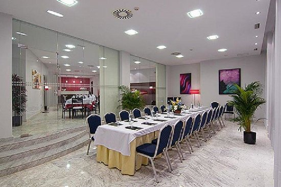 Hotel Castro Real: Meeting Room