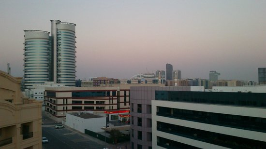 Arabian Dreams Hotel Apartments: View from roof top