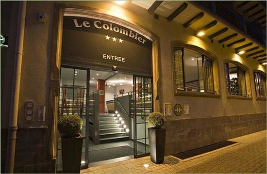 Photo of Hotel Le Colombier Obernai