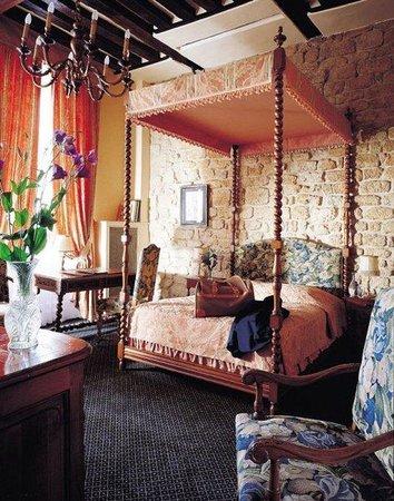 Hotel d'Angleterre, Saint Germain des Pres: Room 12