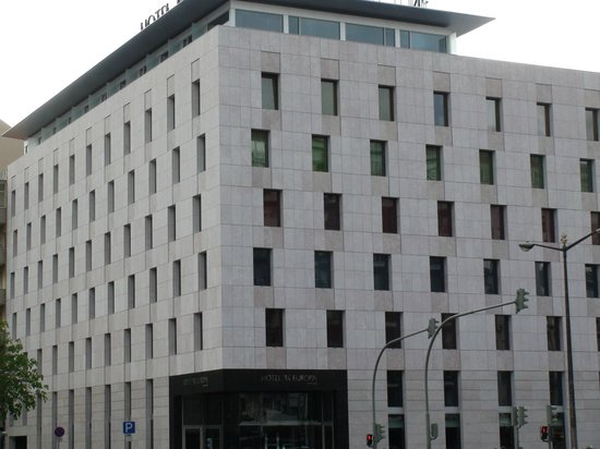 Hotel 3K Europa : Easy to Locate