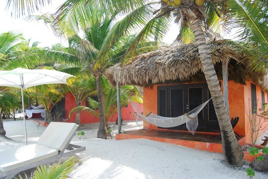 Matachica Beach Resort: Outside of the room