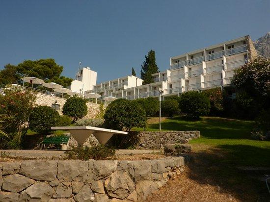 SENTIDO Bluesun Berulia: The hotel Berulia