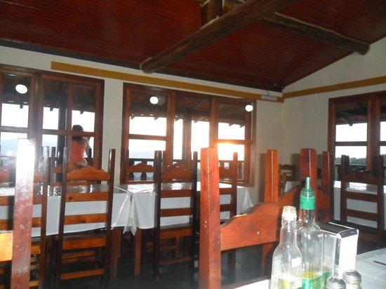 Hotel Alphaville Chales : Restauranre