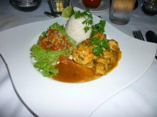 Matachica Resort & Spa: Dinner!