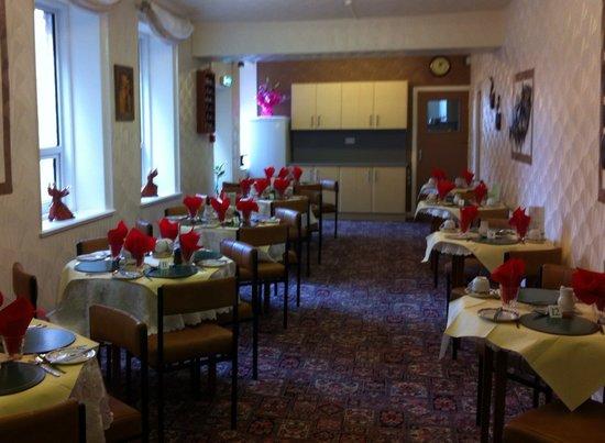 Helmshore Hotel: Dinning Room