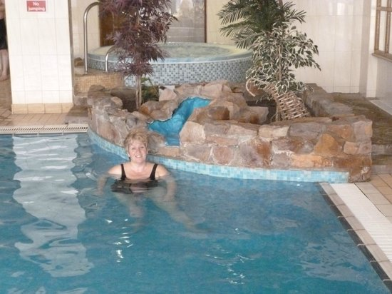 The Parkway Hotel & Spa: relaxing pool