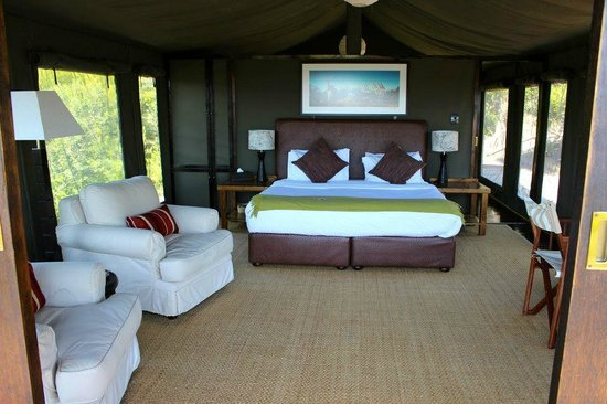 HillsNek Safaris, Amakhala Game Reserve: The rooms