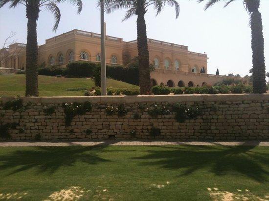 Mirage City Golf Club-J W Mariott: Clubhouse