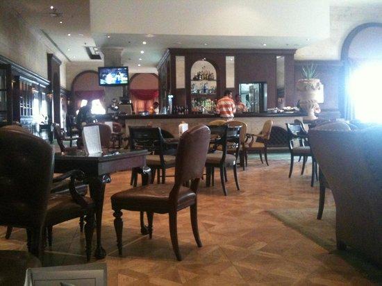 Mirage City Golf Club-J W Mariott: Lounge Bar