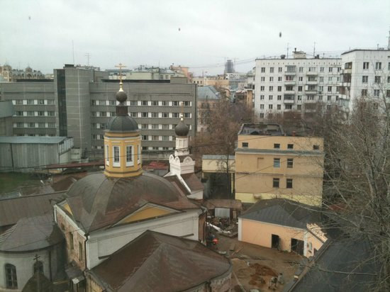 Alliance Ulanskaya : view