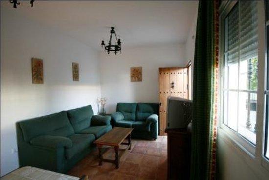 Casa Rural El Limonero: salón