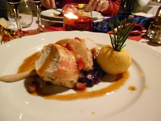 Fiera di Primiero, Italia: Christmas Eve dinner