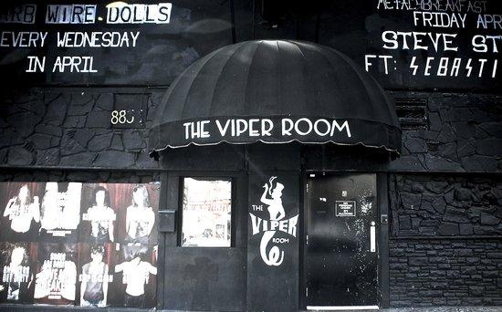 Sunset Strip : Ex locale di Johnny Depp,dove perse la vita River Phoenix.