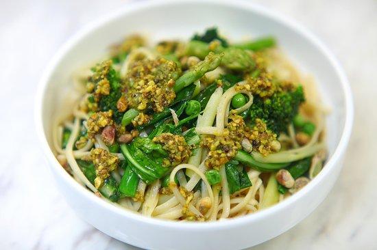 Kush Jungle Salad - Picture of Pure and Whole (Yanping ...