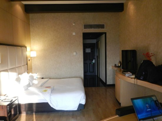 Hotel Royal Orchid: Different perspective of the room