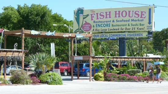 Ahhh the fish house picture of the fish house key for Fish house key largo