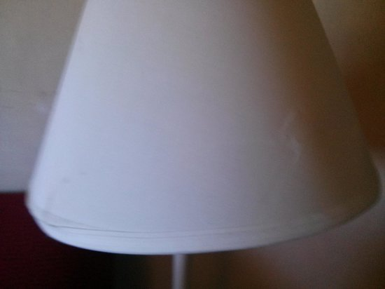 Econo Lodge: Lamp
