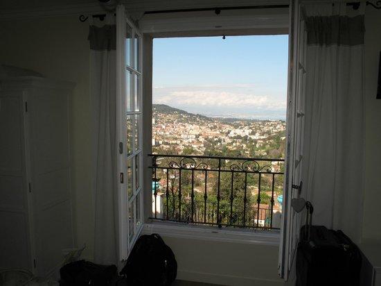 Villa Le Port d'Attache: View from the Ponant room