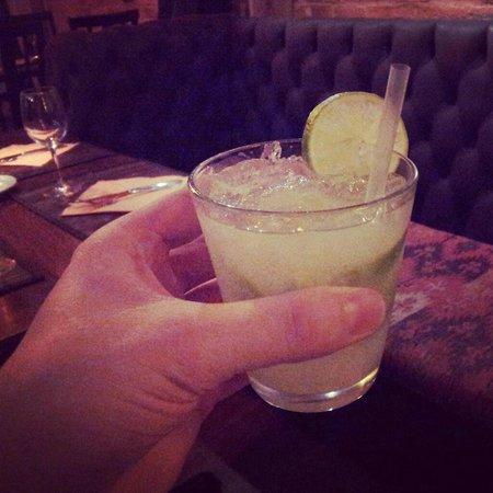 Sabor do Brasil Bar & Restaurant: Delicious cocktail