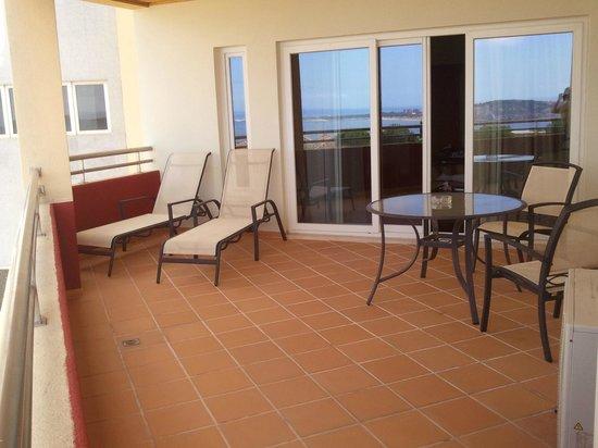 Solplay Hotel de Apartamentos: Balcony