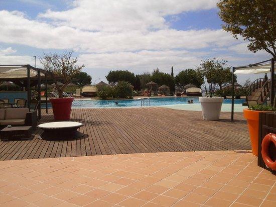 Solplay Hotel de Apartamentos: Poolside 1