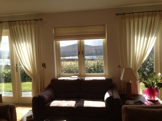 Ring of Kerry Golf Club: the family room