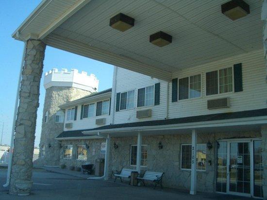 Comfort Inn & Suites: Settle Inn
