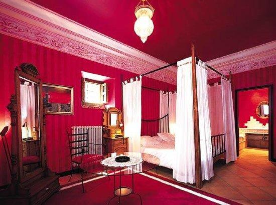Hotel Camino Real De Selores: Junior Suite Roja