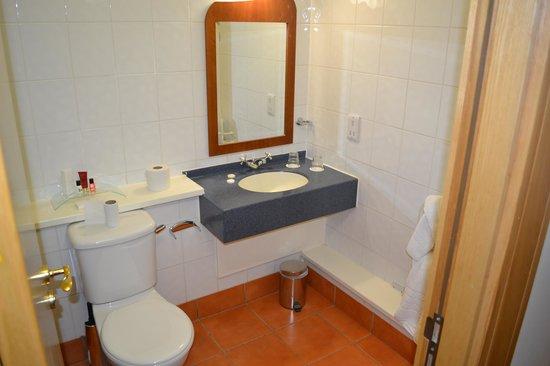 Ballina Manor Hotel : Bathroom