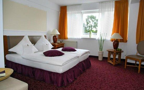 Hotel Antares: Junior Suite 1.OG
