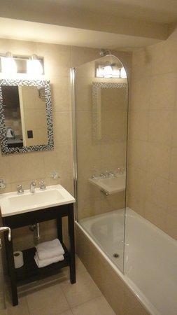 Departamentos Bariloche: Studio full bathroom