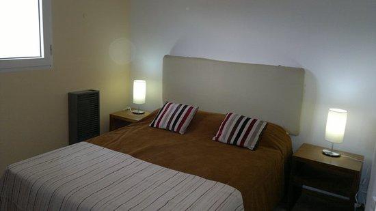 Departamentos Bariloche: Bedroom