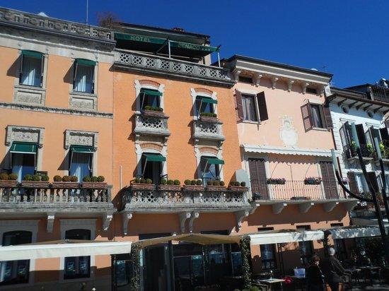Locanda del Benaco: Hotel Benaco
