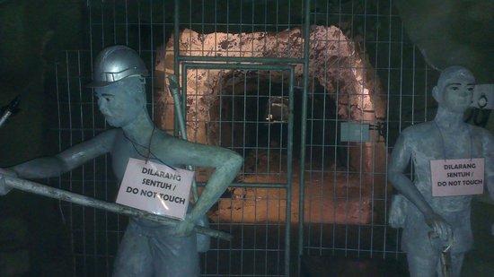 Kuantan, Malaysia: The Mines