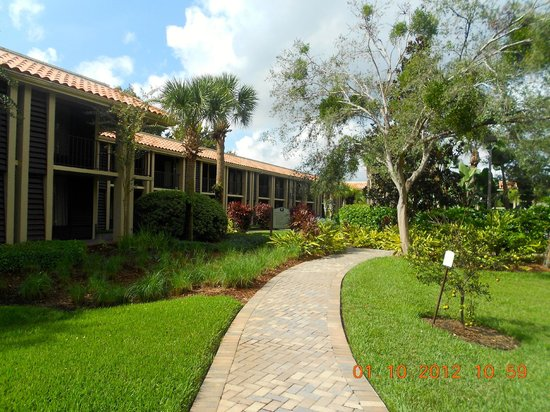 Doubletree by Hilton Orlando at SeaWorld: Our favourite Garden rooms