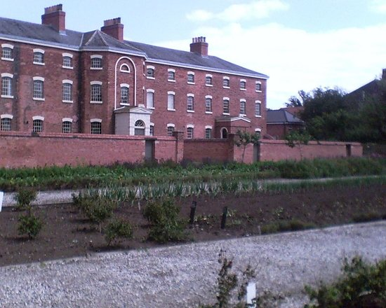 Stories from historical characters - Picture of The Workhouse