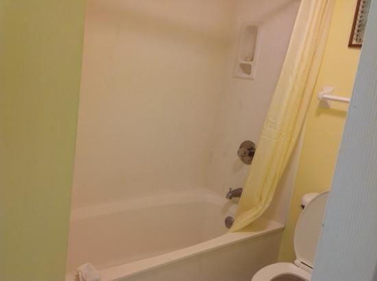 Wyndham Ocean Walk: ick bathroom