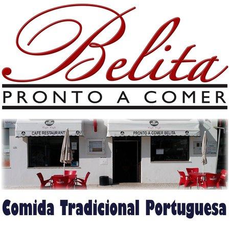 Pronto a Comer Belita: Logo Shot