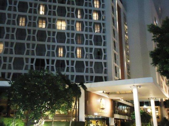 Montien Hotel Bangkok: lounge