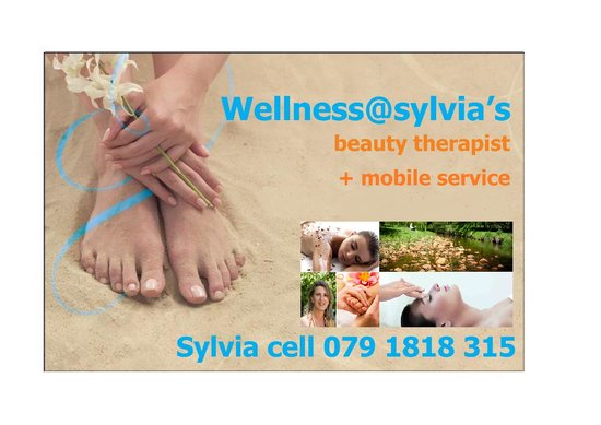 Windermere Quinns Holiday Home: Wellness Treatment given by Sylvia