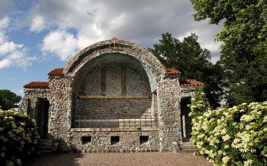 Farna Herrgard & Spa: Mausoleum Färna | Foto Lars Modin